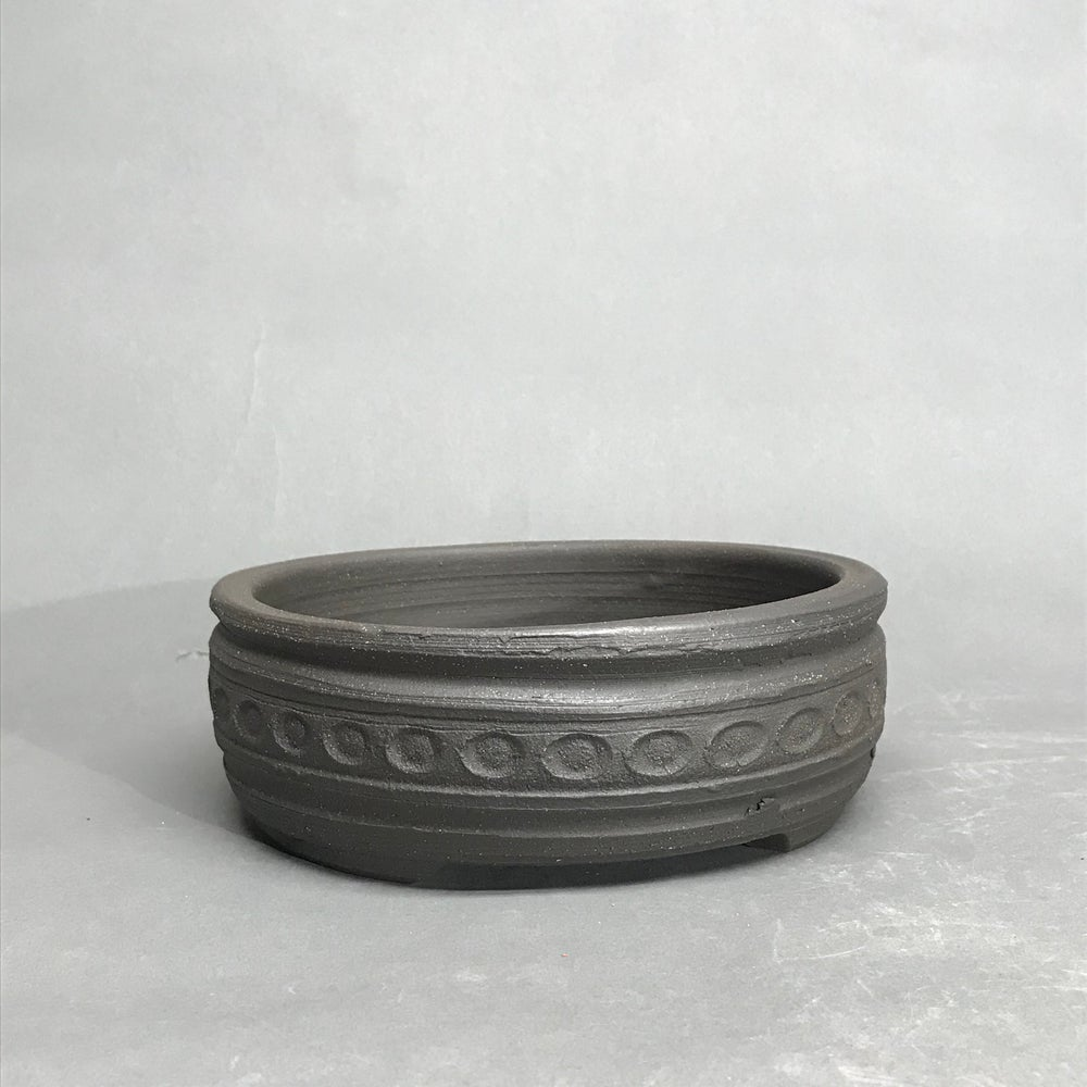 Image of 305 Unglazed Banded Round