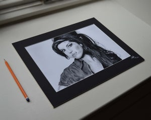 Amy Winehouse (Limited edition print)