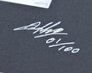 Phil Anselmo (Limited edition print)