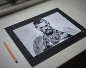 Conor McGregor (Limited edition print)