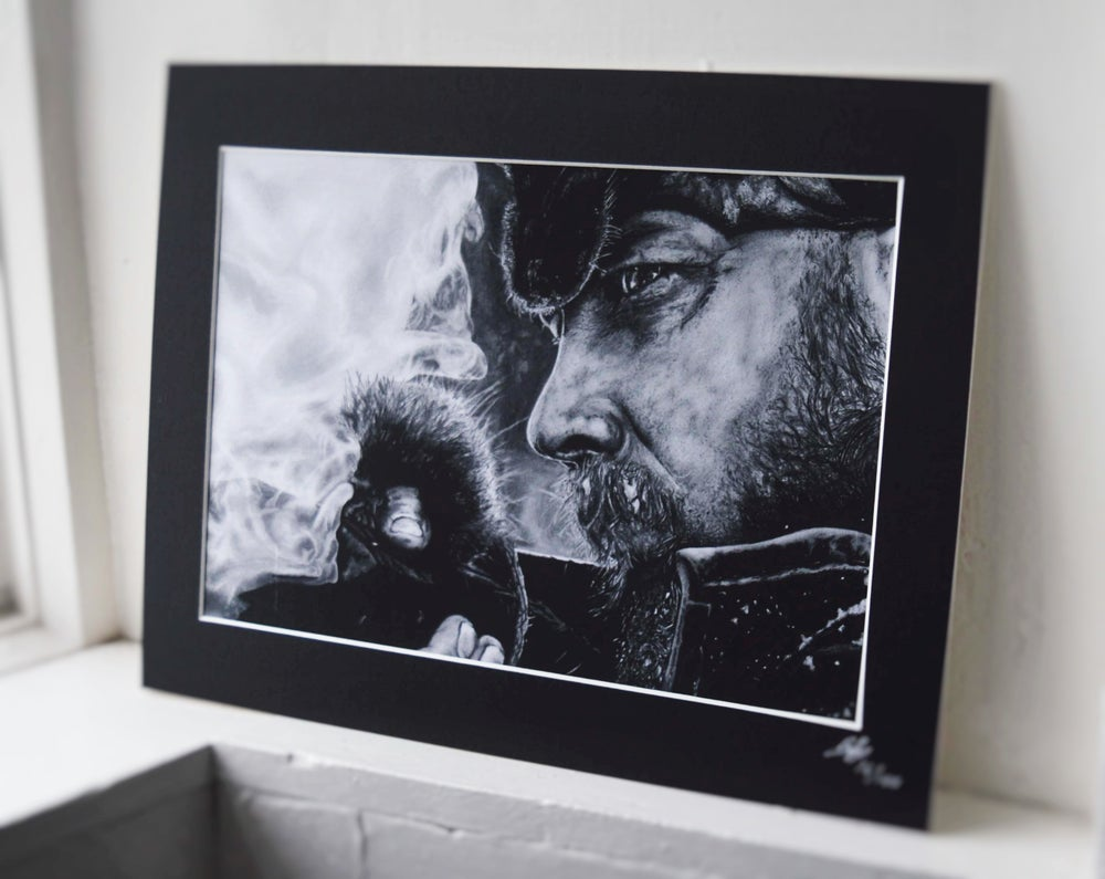 Tom Hardy The Revenant (Limited edition print)  On Sale!!