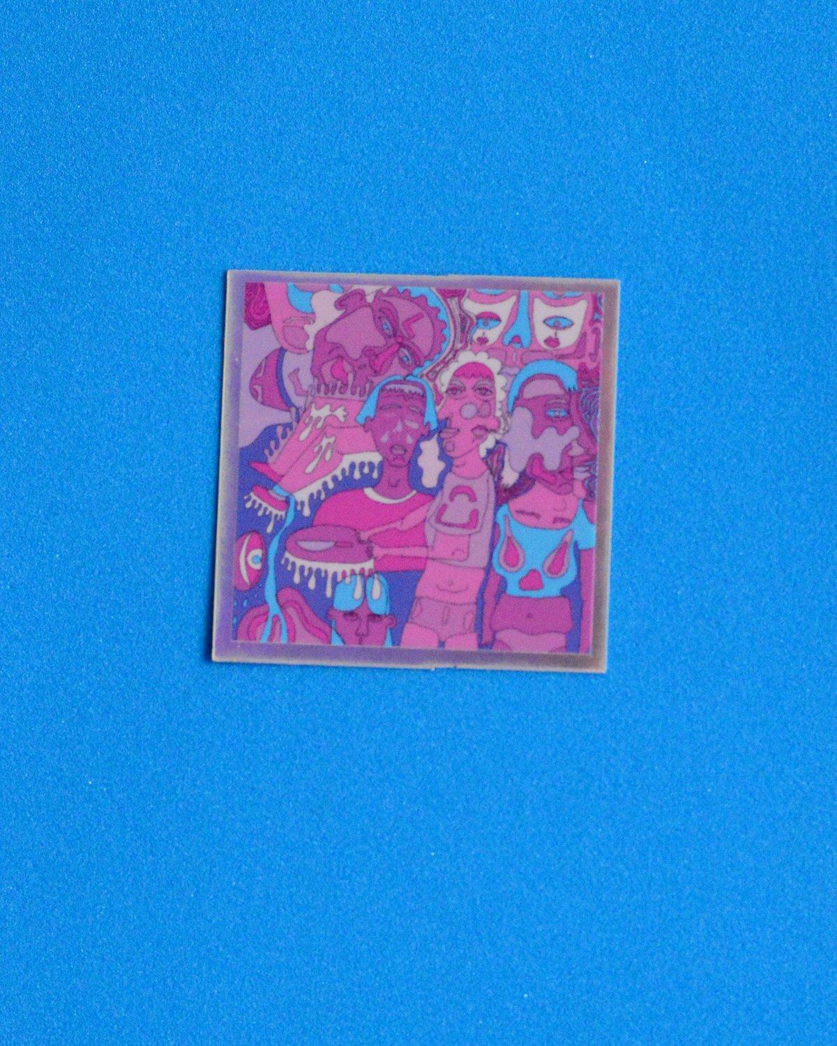 Image of Solitude Sticker