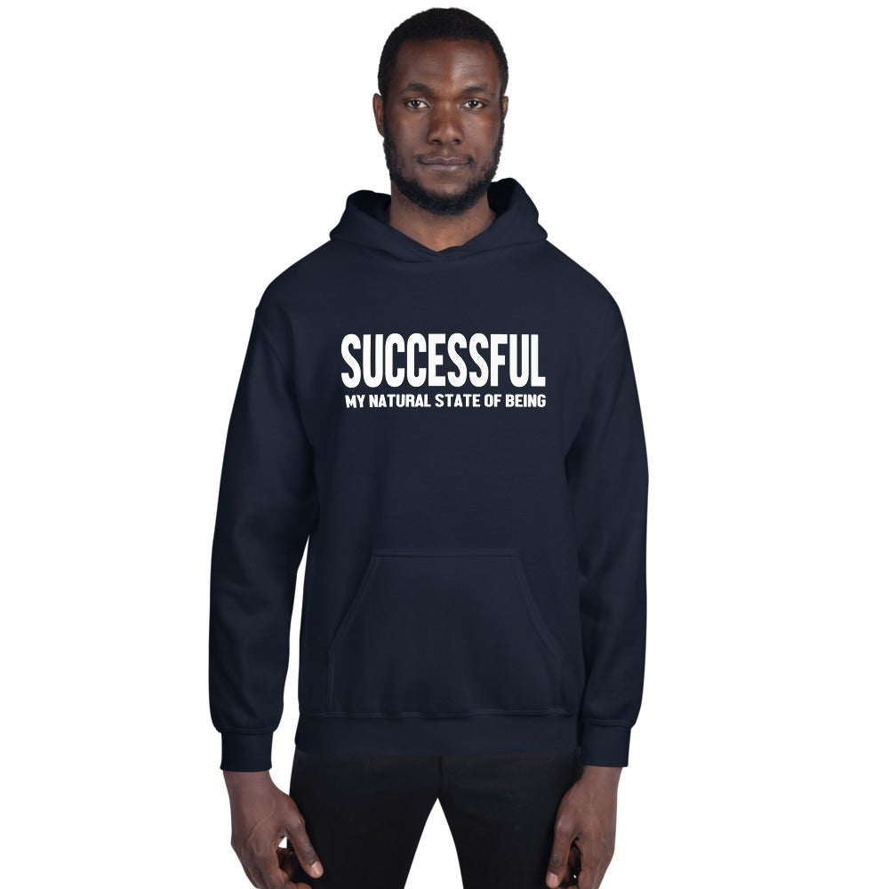 Successful Hoodie - Click for more colors