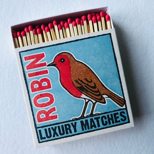 Image of Robin Matches