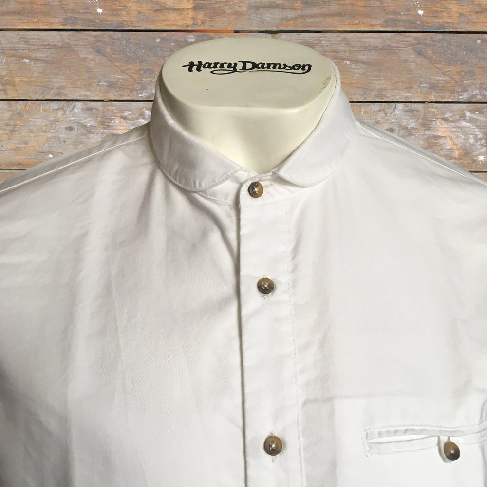 Image of FIT & CRAFT ECLIPSE OXFORD SHIRT