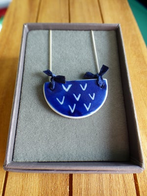 Image of Blue hearts