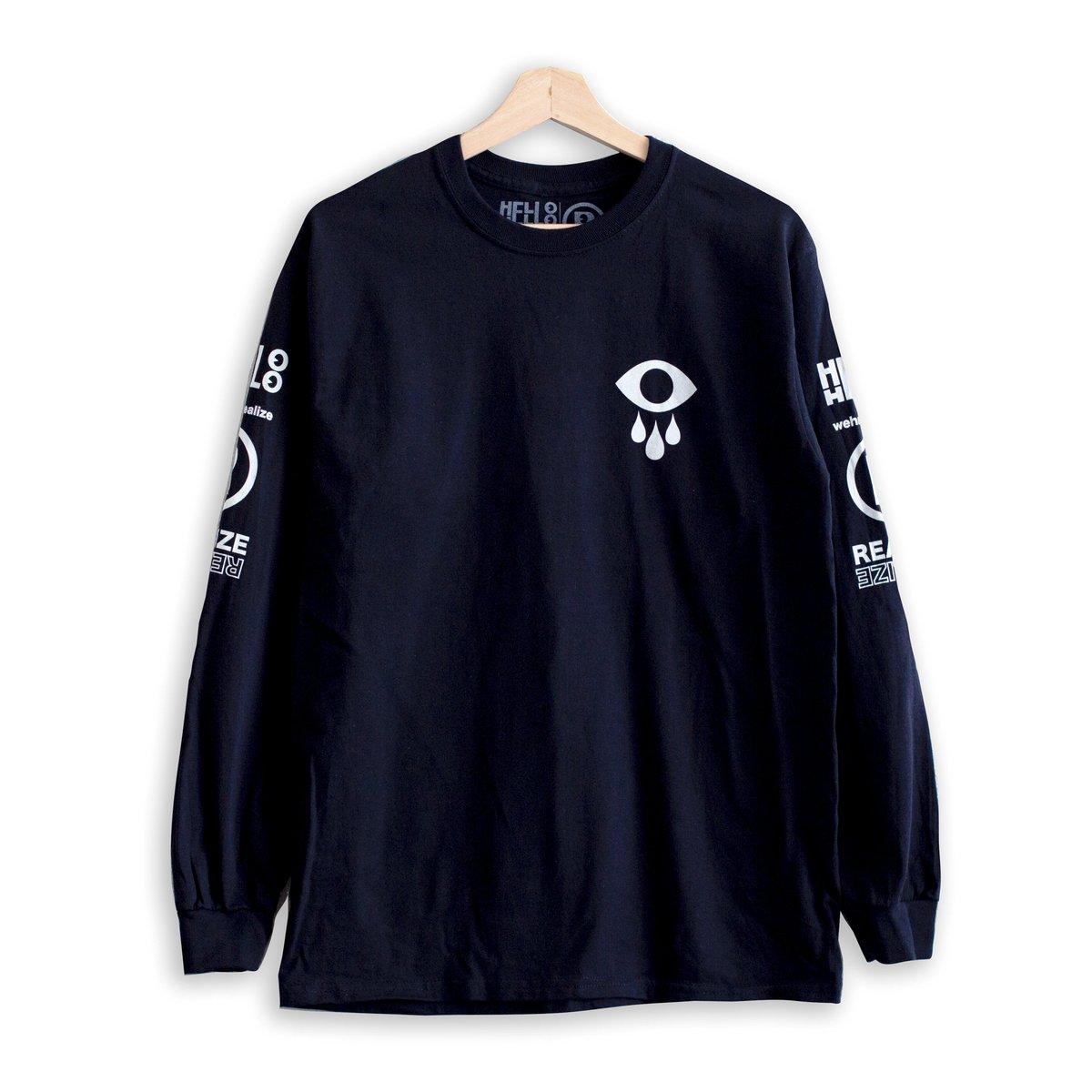 Image of Hello Long Sleeve Shirt