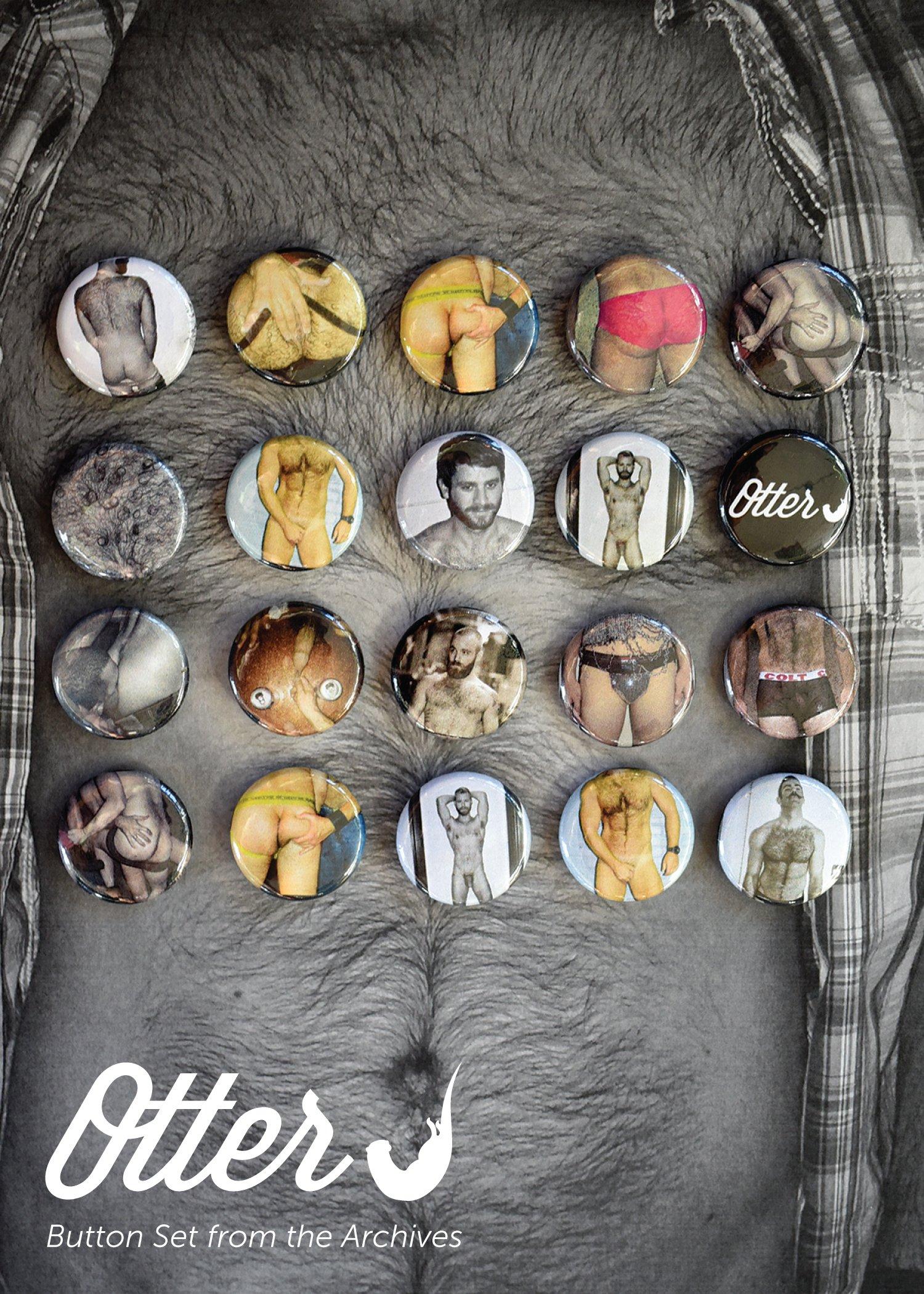 Image of Otterj Button Set