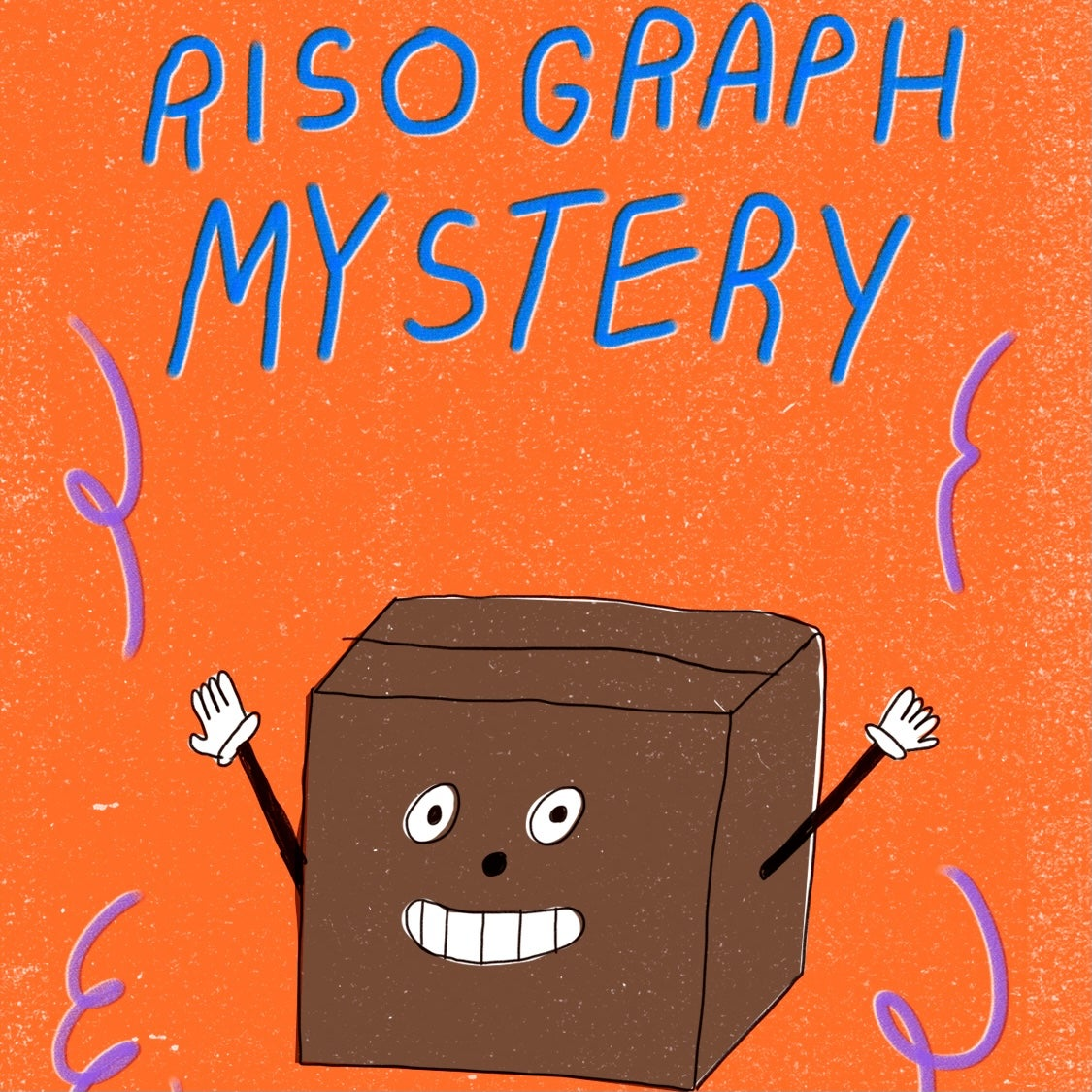 Image of Risograph Mystery Box