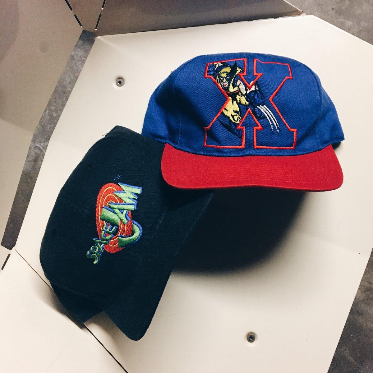 Image of Original 90's Snapback Hats.