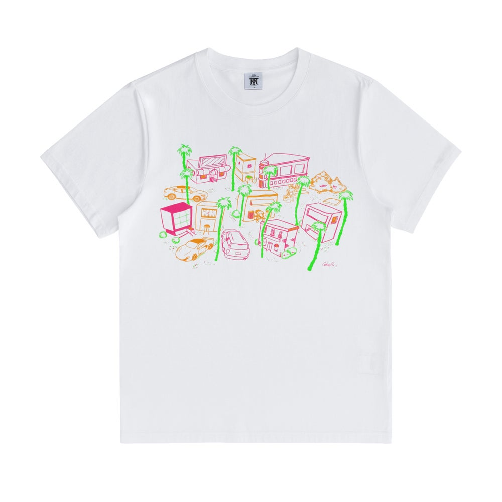 Image of Geechie- T-shirt- Vintage White