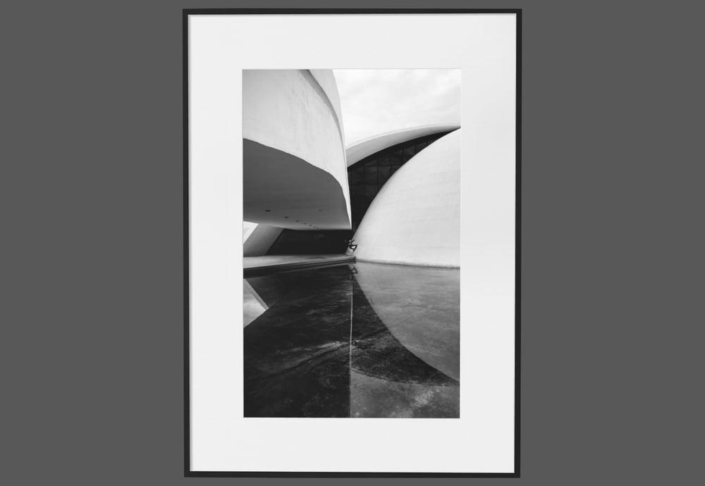 Image of NIEMEYER - LIMITED EDITION FINE ART PRINT