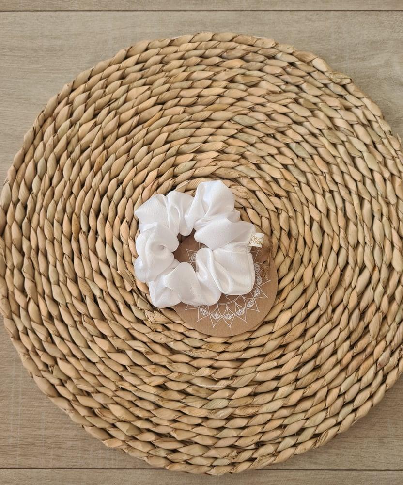 Image of Boho Hair accessories. Bridal scrunchy.