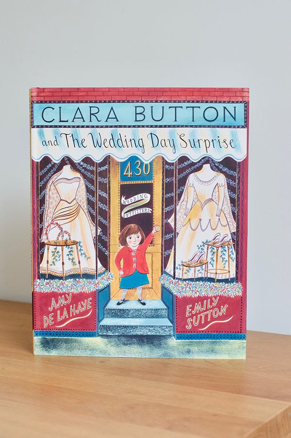 Image of Clara Button and the Wedding Day Surprise