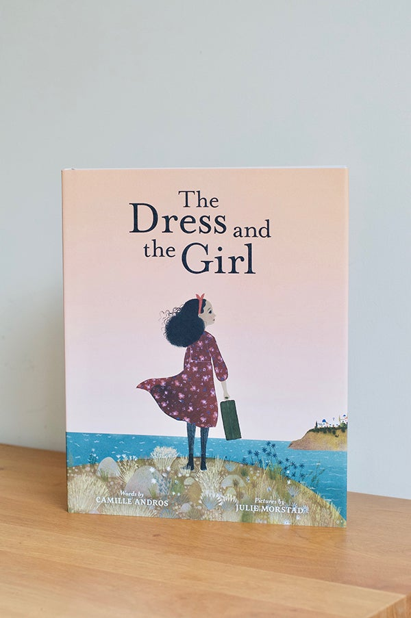 Image of The Girl and The Dress