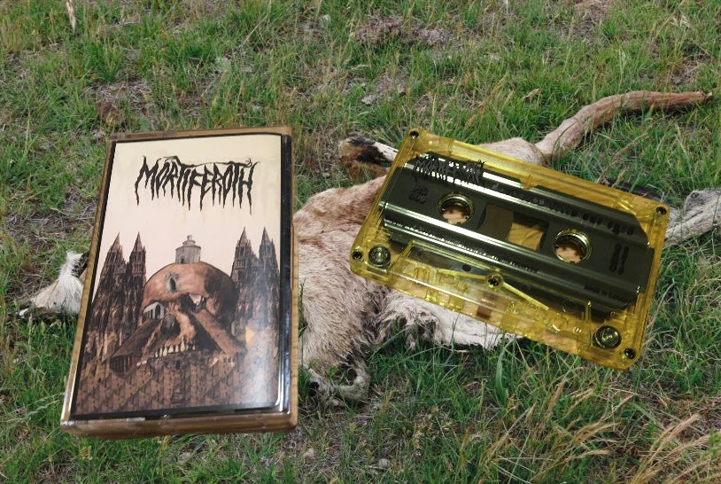 Image of Mortiferoth - Darkness Fill Our Eyes