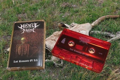 Image of Hostile Faith - Last Remnants of Life