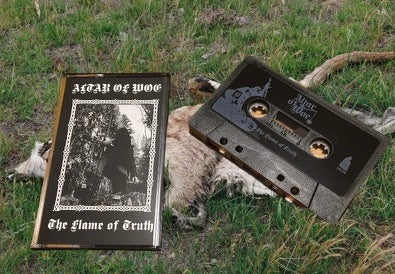 Image of Altar of Woe - The Flame of Truth