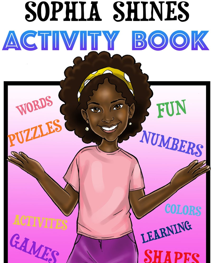 Image of Sophia Shines Activity Book