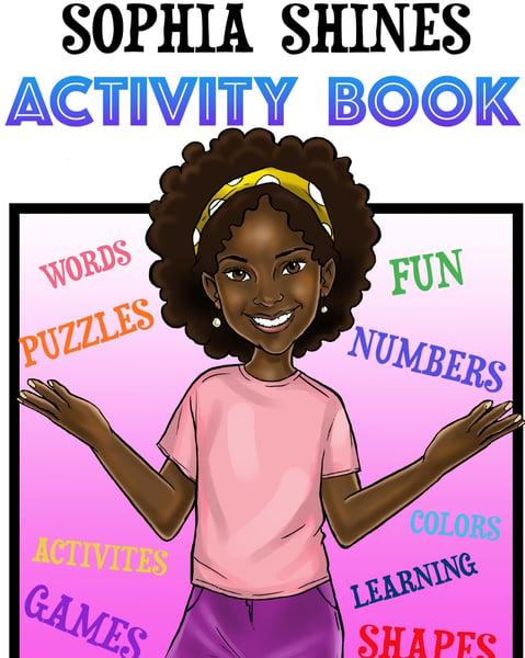 Image of Sophia Shines Activity Book