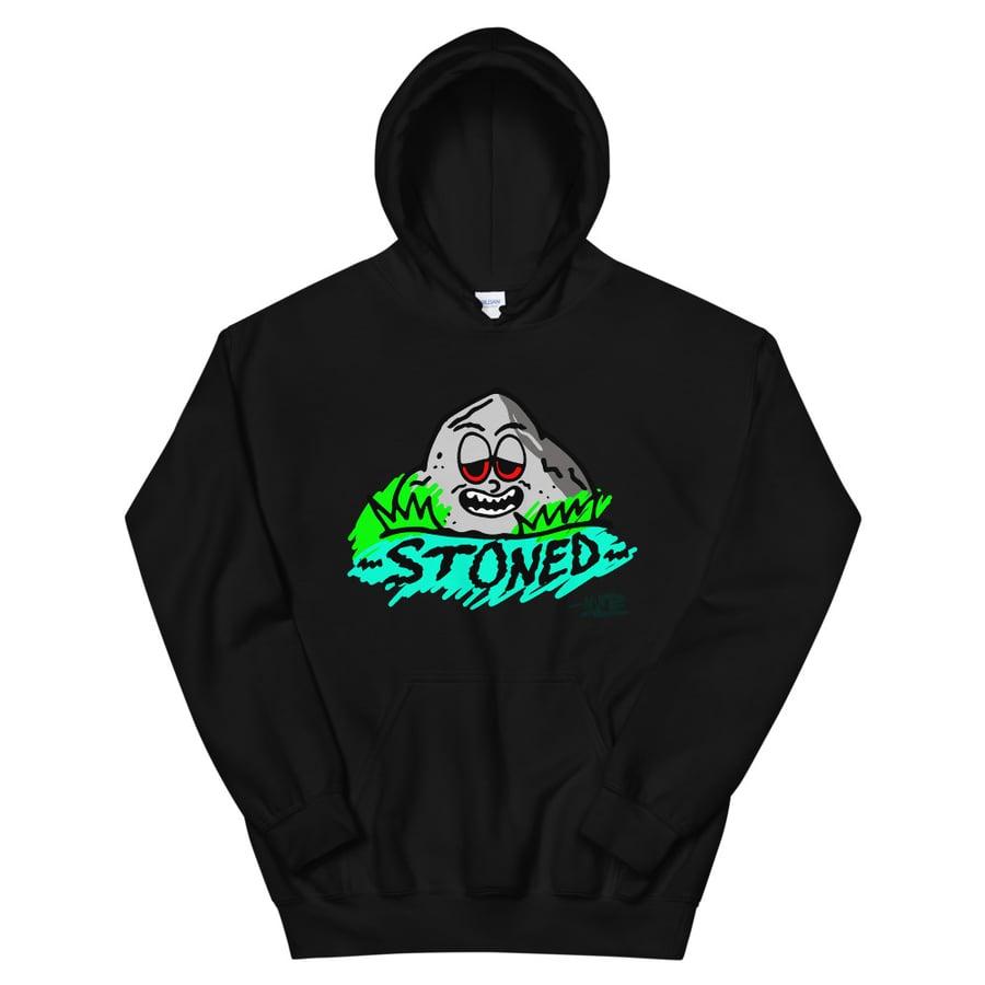 Image of Stoned Unisex Hoodie