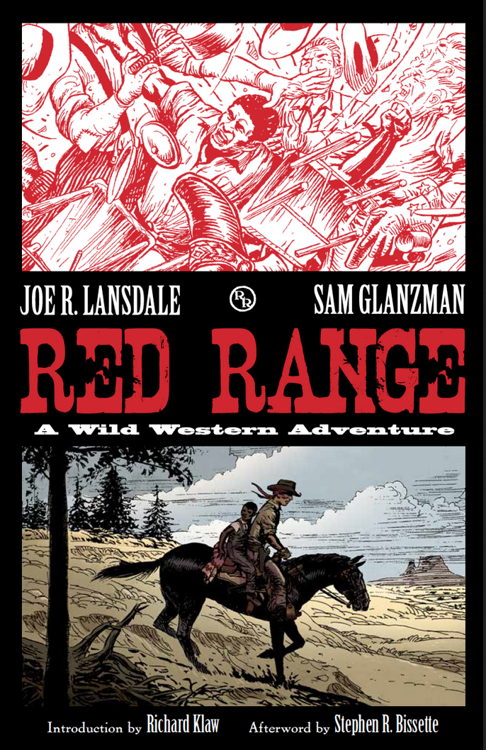 Image of RED RANGE: A Wild Western Adventure PDF