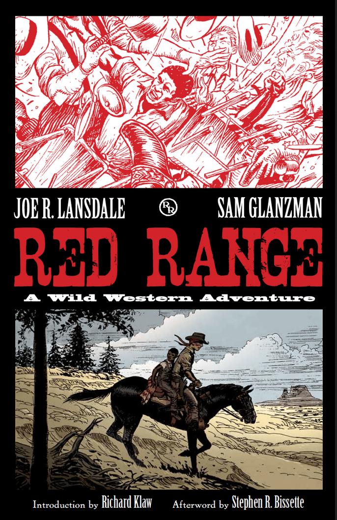 Image of RED RANGE: A Wild Western Adventure PDF