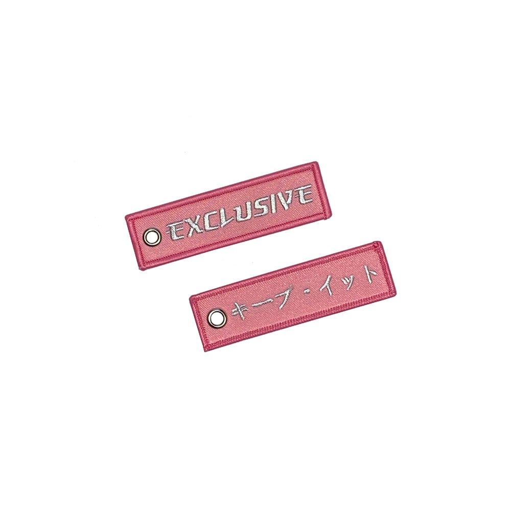 Image of Flight Tag - Pink