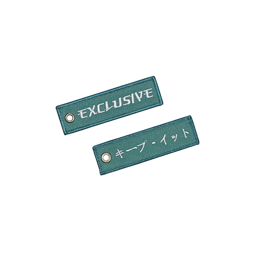 Image of Flight Tag - Turquoise