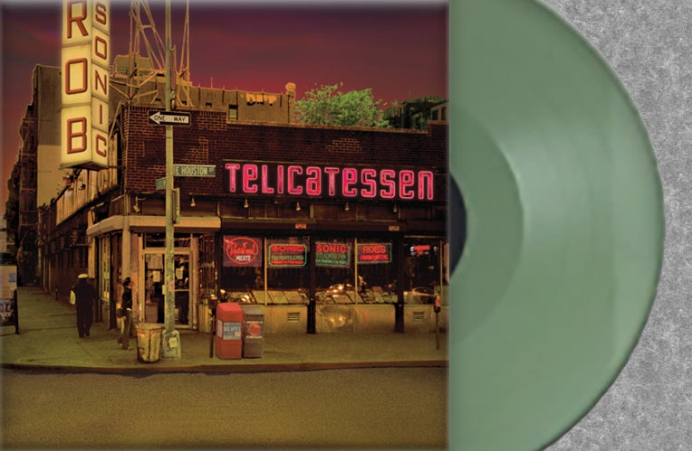 """Image of UPDATE Telicatessen 2X LP Limited to 150 """"Pickles"""" 16 Year, 1 month and 23 days Anniversary edition"""