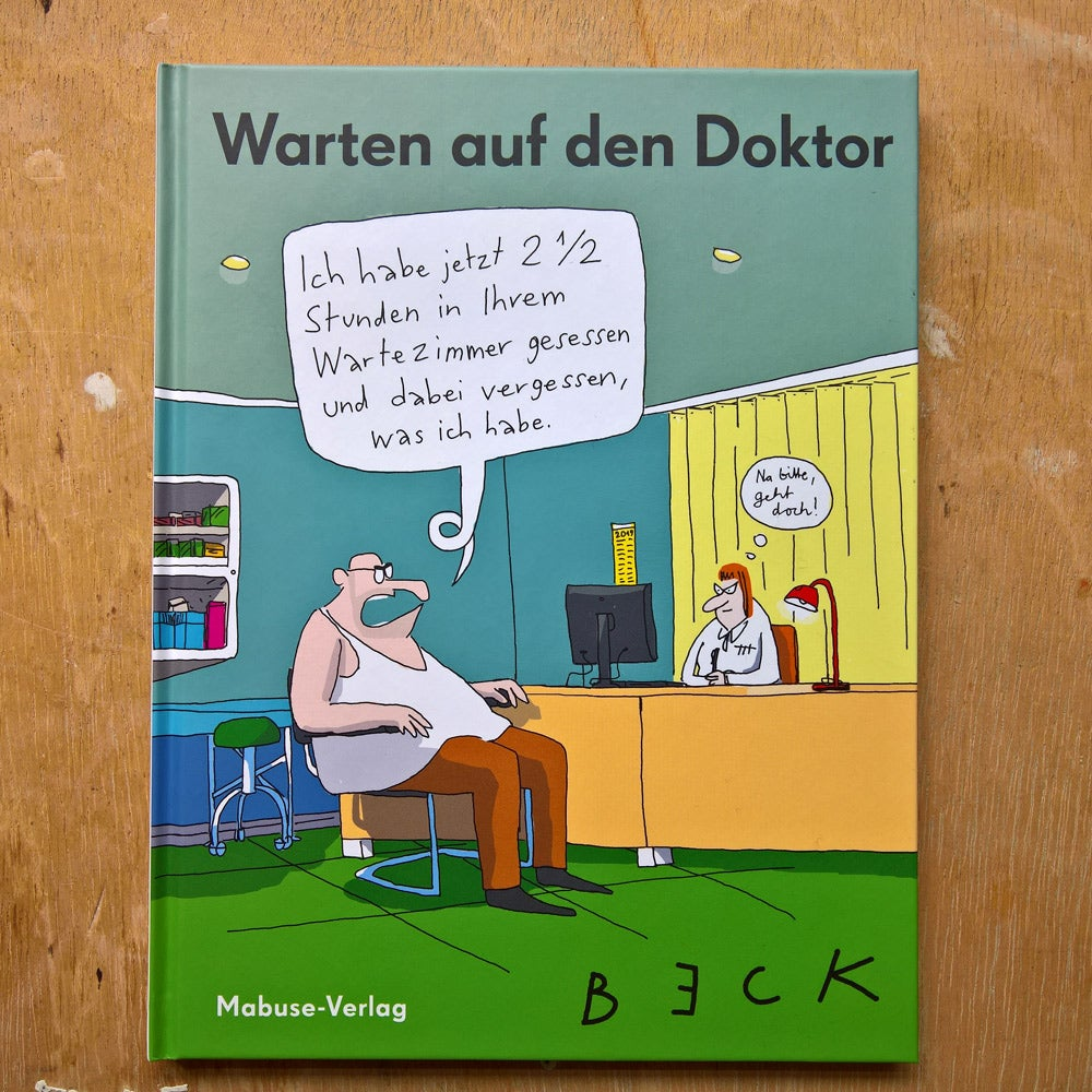 Image of Warten auf den Doktor - inkl. Versand