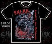 Image of NO GODZILLA ONLY SHLAK t-shirt