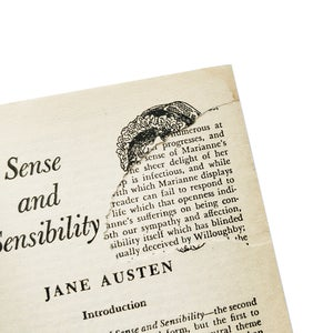 Jane Austen - Sense and Sensibility - American Edition