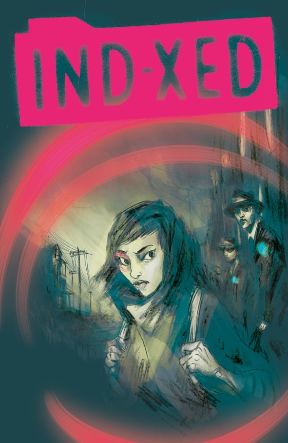 Image of IND-XED Print Copy: Pre-Order