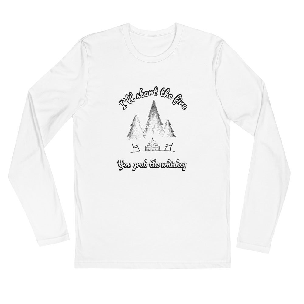 Image of Fireside Chat Long Sleeve Shirt