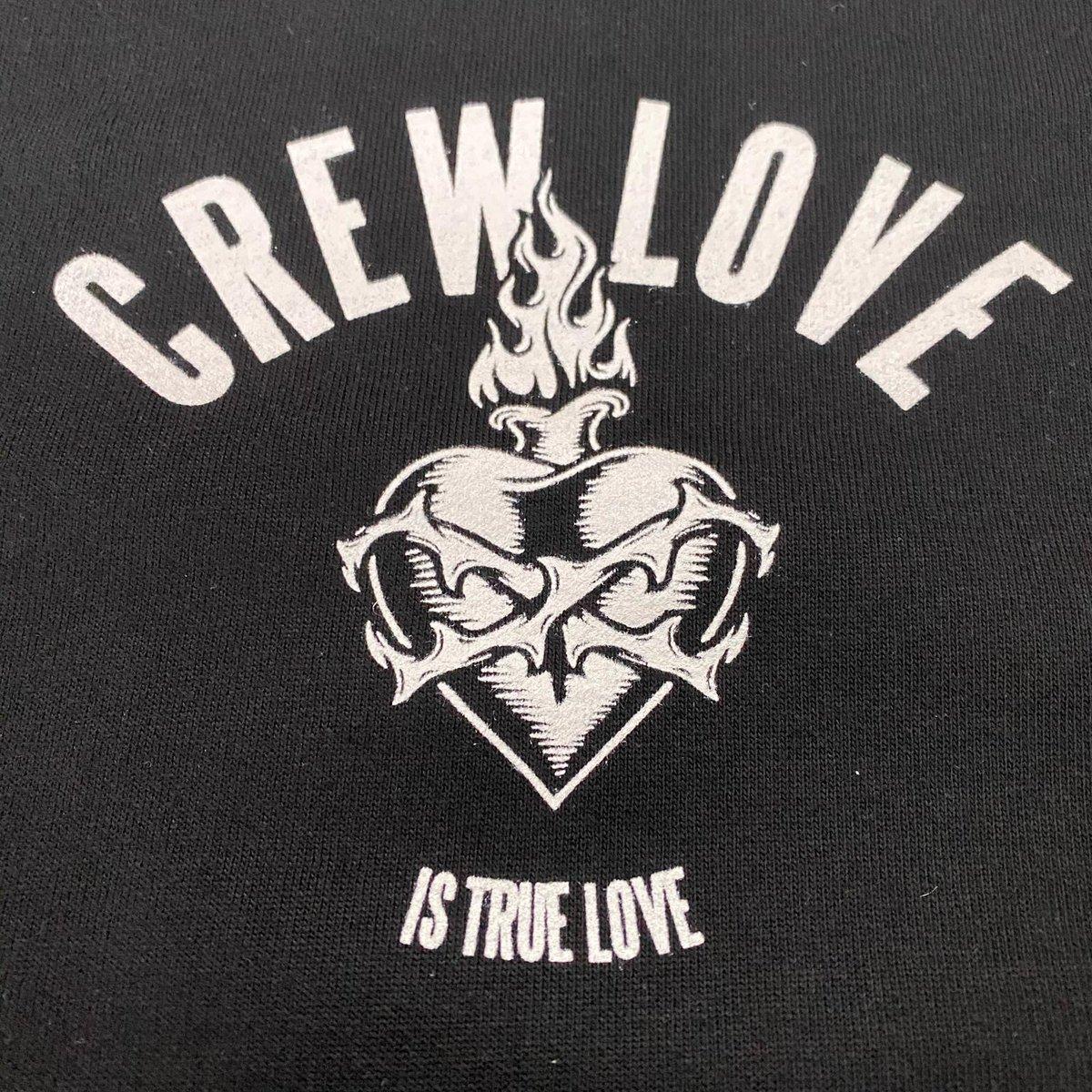 Crew Love is True Love Crewneck Sweater
