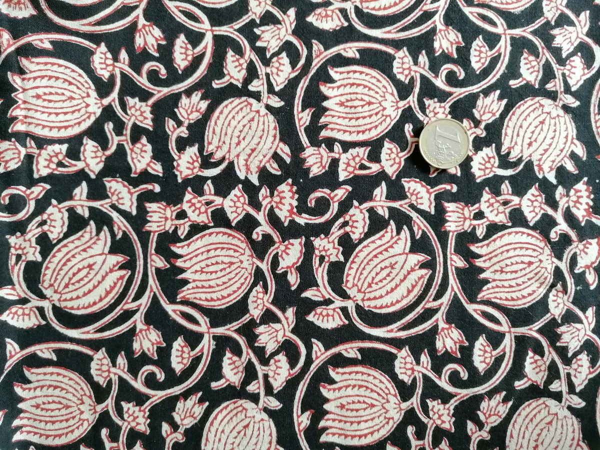 Image of Namasté fabric corolle