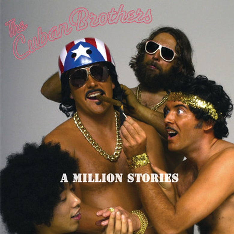 Image of The Cuban Brothers - A Million Stories