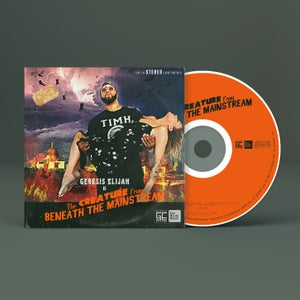 Image of Genesis Elijah - The Creature From Beneath The Mainstream (Deluxe Edition) (CD Album)