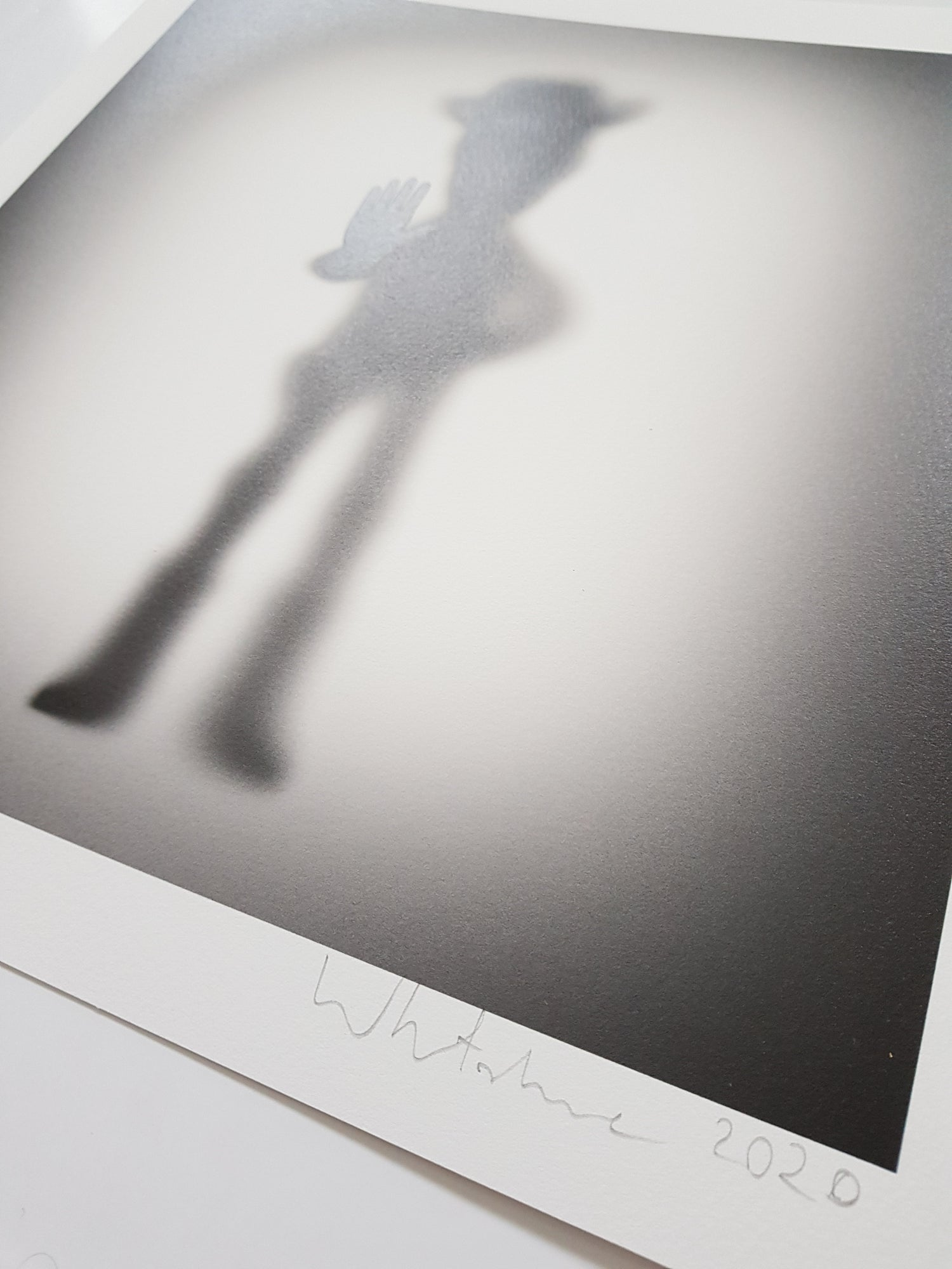 "Image of GONE ""COWBOY""- LIMITED EDITION PRINT 75- 35CM X 35CM"