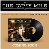Image of David McWane - The Gypsy Mile