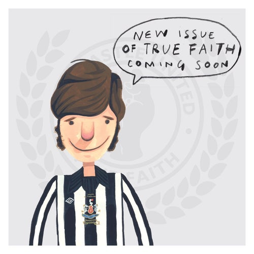 Image of 10 X DIGITAL ISSUES OF TRUE FAITH FANZINE SUBSCRIPTION