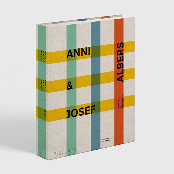 Image of Anni & Josef Albers: Equal and Unequal