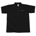 We Were Here | Embroidered Polo