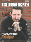 LIMITED EDITION SIGNED Frank Turner issue