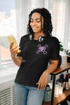 """Women's """"RESPECT THE LOGO"""" T-shirt"""