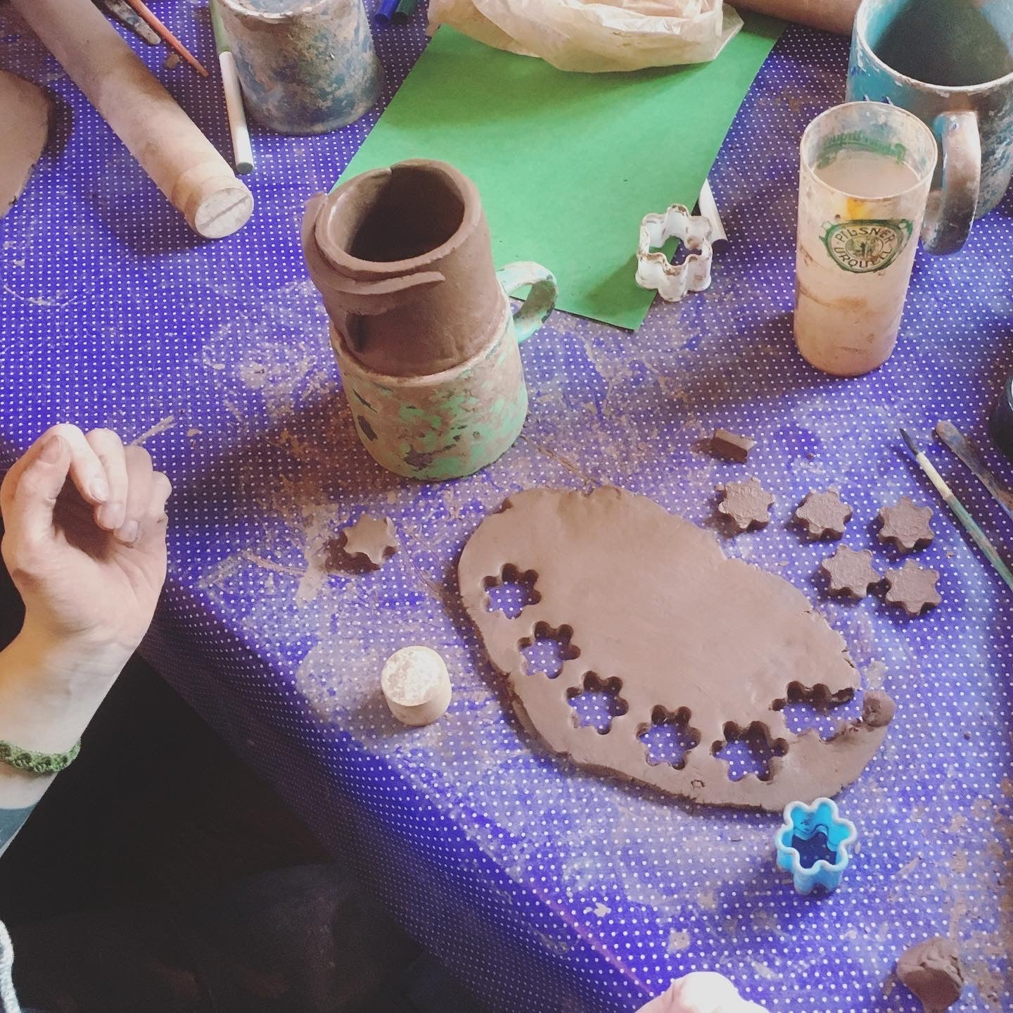 Image of Portable Pottery Studio - Book Now For Your Event