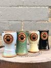 Handmade DM Ceramic Beer Vessel