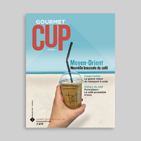Image of Gourmet Cup Magazine