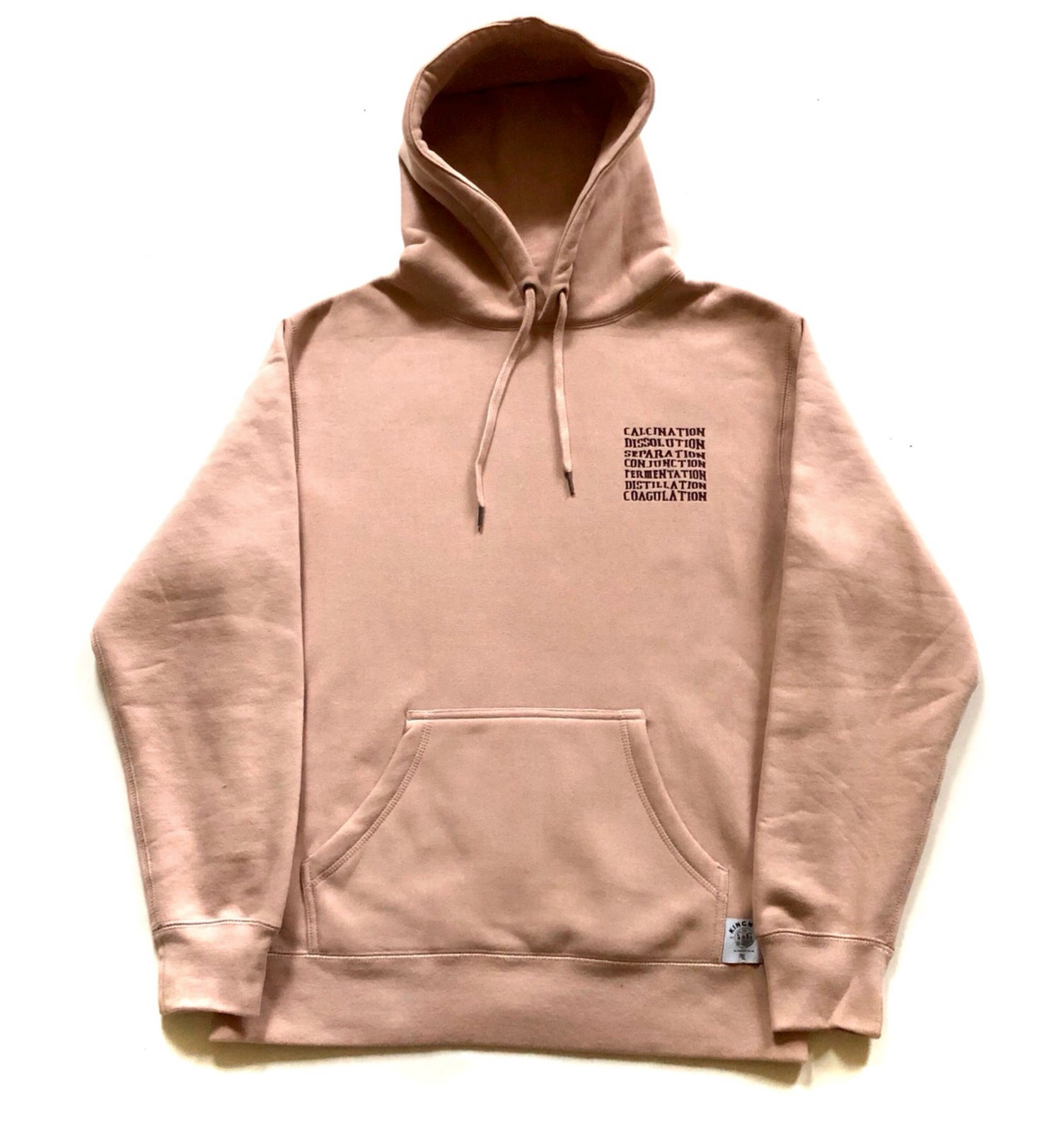 Image of KingNYC Seven Steps of Transforamtion Hoodie